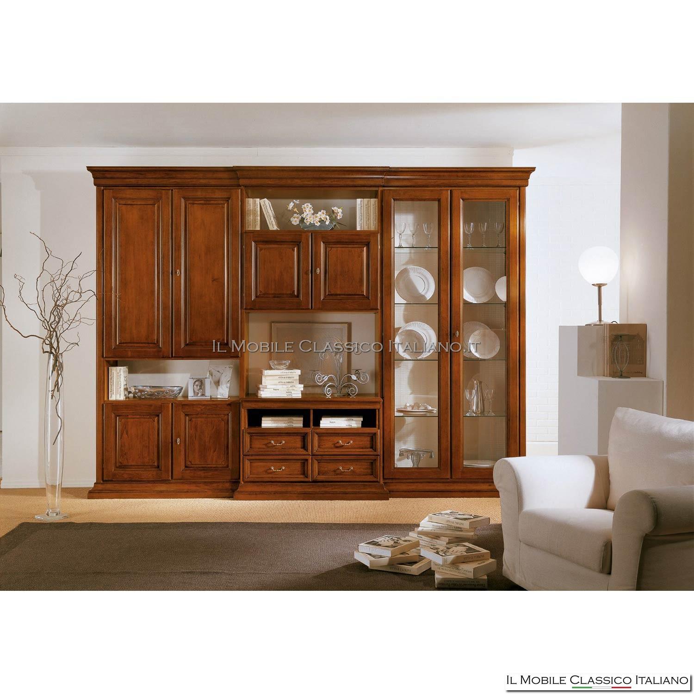 Colori pareti salotto classico : colore pareti soggiorno classico ...