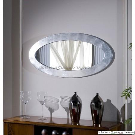 Specchiera specchio ovale 90055