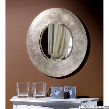 Specchiera specchio ovale 90052
