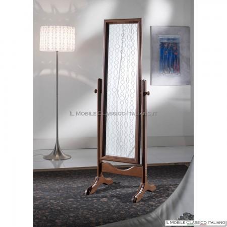 Specchiera specchio rettangolare cod. 80160
