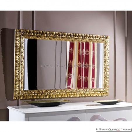 Specchiera specchio rettangolare cod. 9200511