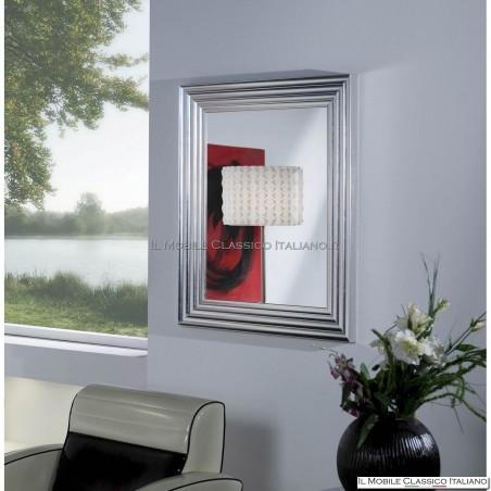 Specchiera specchio rettangolare cod. 9202112