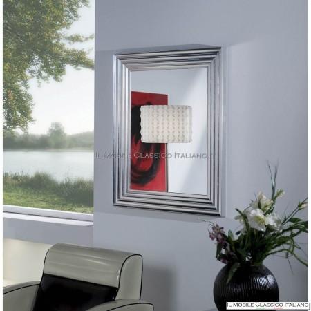 Specchiera specchio rettangolare cod. 9202111