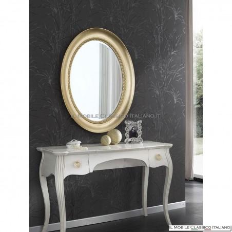 Specchiera specchio ovale cod. 719084