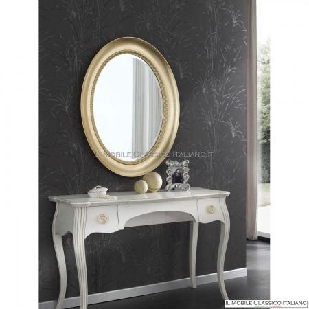Specchiera specchio ovale cod. 719083