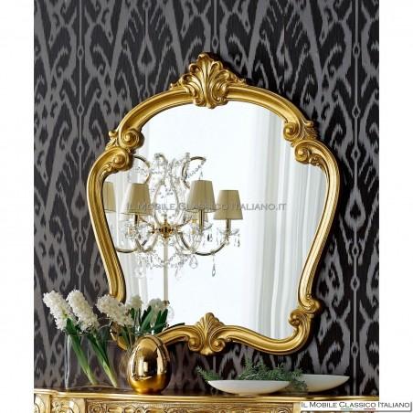 Specchiera specchio rettangolare cod. 71900