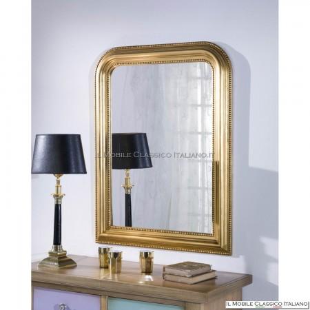 Specchiera specchio rettangolare cod. 71774 (96x76)