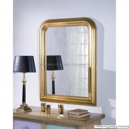 Specchiera specchio rettangolare cod. 71774 (136x91)
