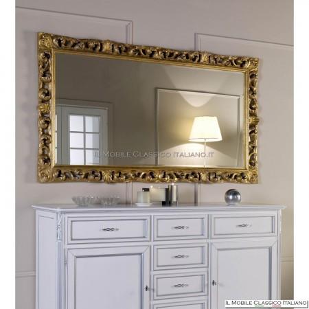 Specchiera specchio rettangolare cod. 71000