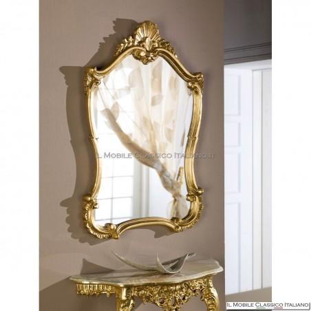 Specchiera specchio rettangolare cod. 70990
