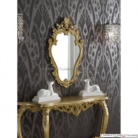 Specchio barocco piccolo