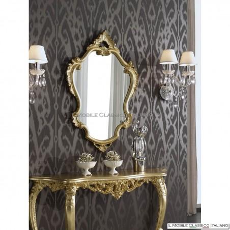 Specchiera specchio ovale cod. 70981