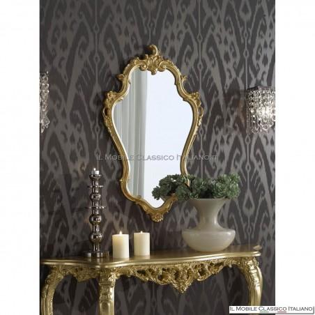 Specchiera specchio ovale cod. 70980