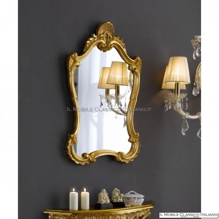 Specchiera specchio rettangolare cod. 70519