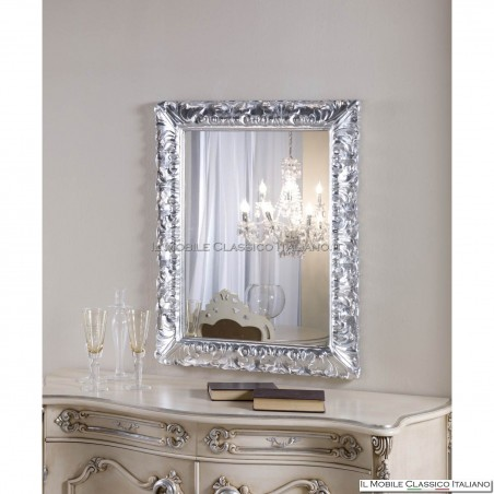 Specchiera barocca moderna