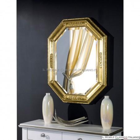 Specchiera specchio ovale cod. 70203