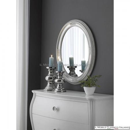 Specchiera specchio ovale cod. 70200