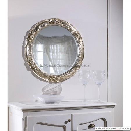 Specchiera specchio rotonda cod. 70199