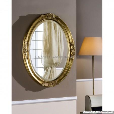 Specchiera specchio ovale cod. 716994