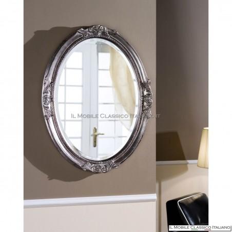 Specchiera specchio ovale cod. 716993