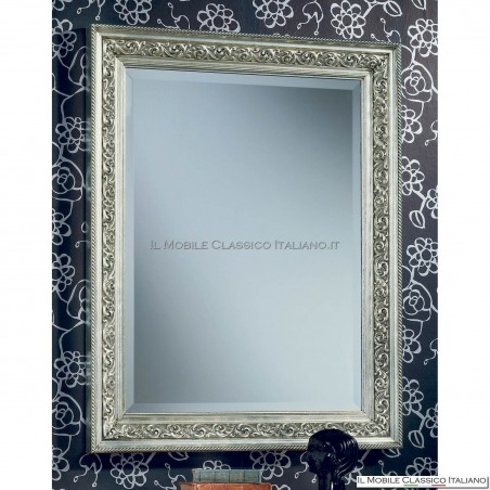Specchiera classica in legno