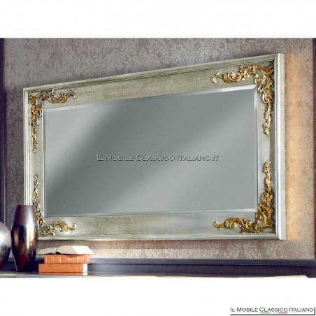 Specchio rettangolare classico