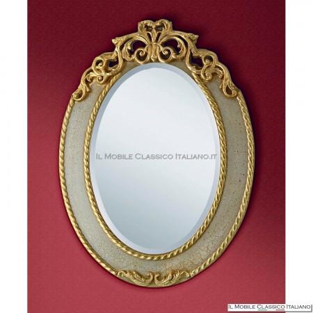 Specchiera ovale cod.1590