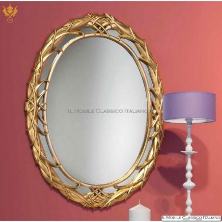 Specchiera ovale cod.1600
