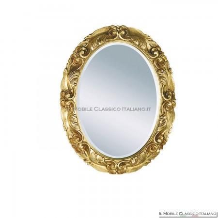 Specchiera ovale cod.1640