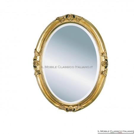 Specchiera ovale cod.1651
