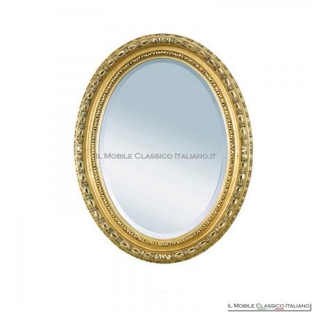 Specchiera ovale cod.1660