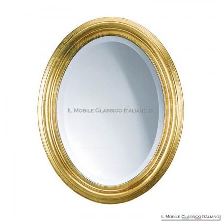 Specchiera ovale cod.1710