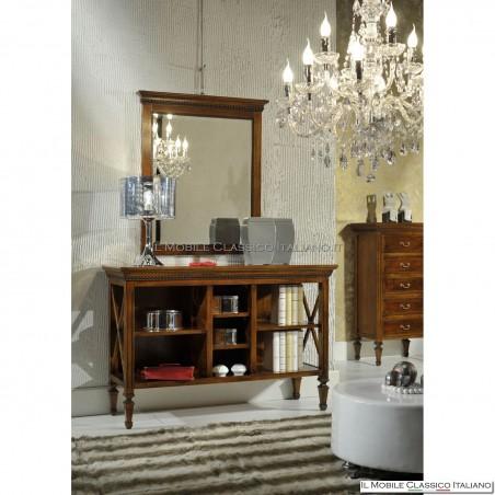 Specchiera classica legno