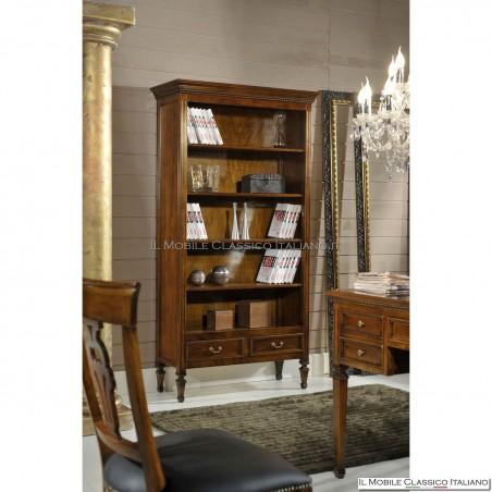 Libreria alta 2 cassetti 314FR
