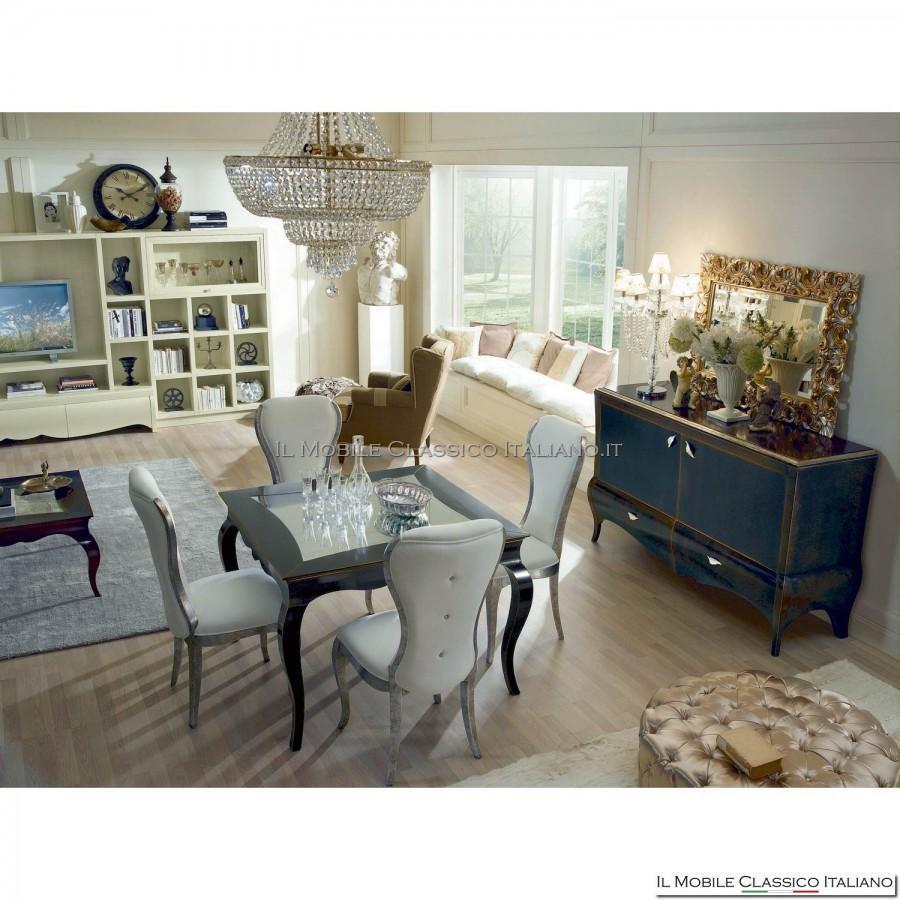 Tavolo contemporaneo quadrato allungabile mobili - Ikea tavolo quadrato ...