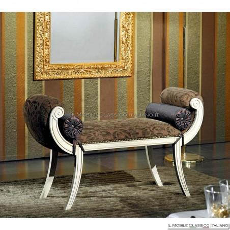 Panchetta imbottita in legno massello art. 217