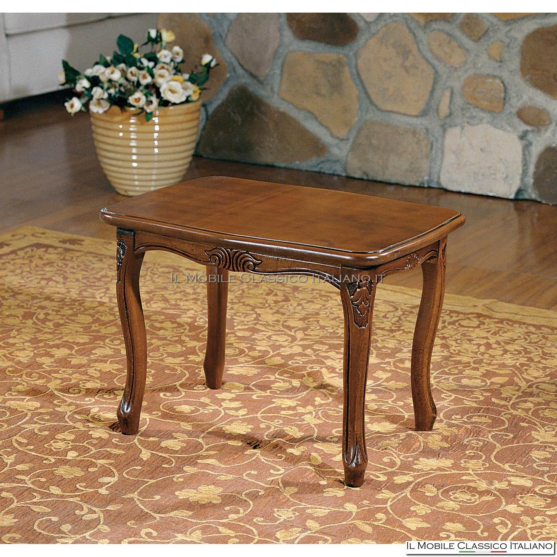Tavolini da salotto Classici - Tavolini da salotto - Legno massello ...