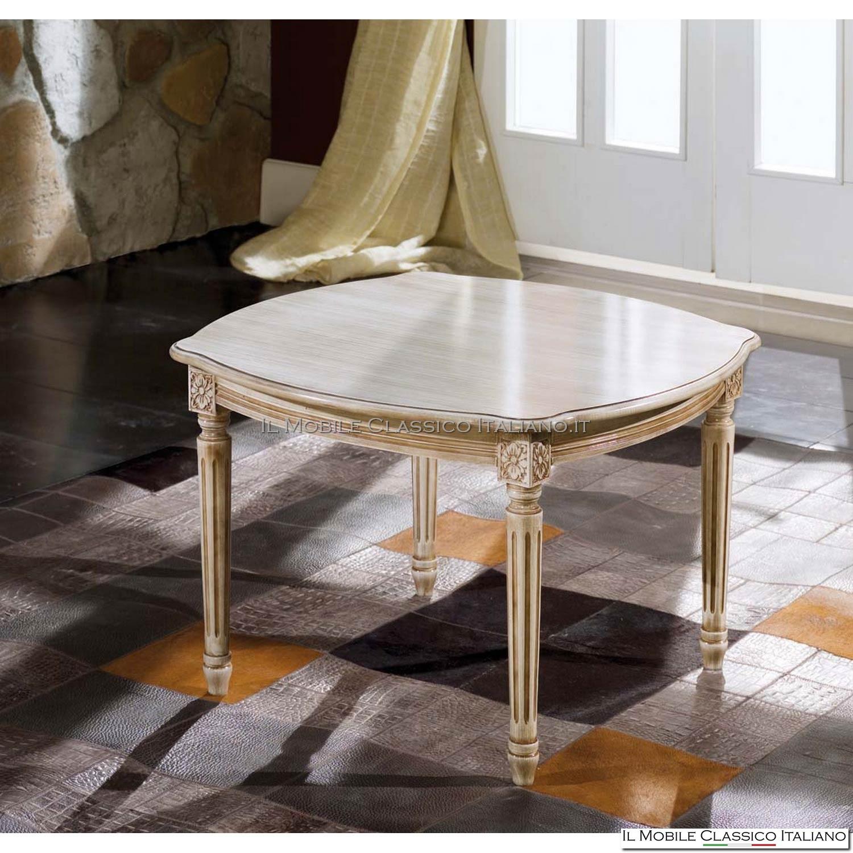 Tende Per Salotto Classico tavoli classici da salotto