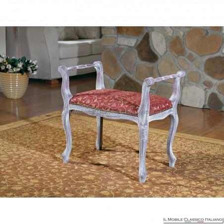 Panchetta imbottita in legno massello art. 173
