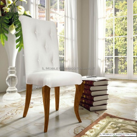 Sedia in legno di frassino