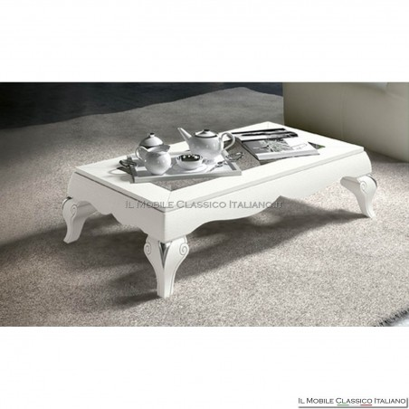 Tavolino da salotto in frassino