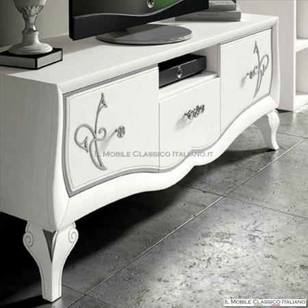 Porta tv design classico