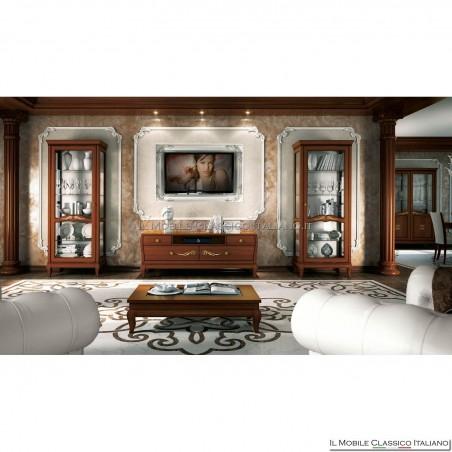 Base porta tv classica moderna