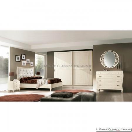 Comodino 2 cassetti art. 4150/FRS