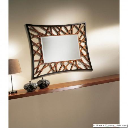 Specchiera traforata rettangolare art. 4157