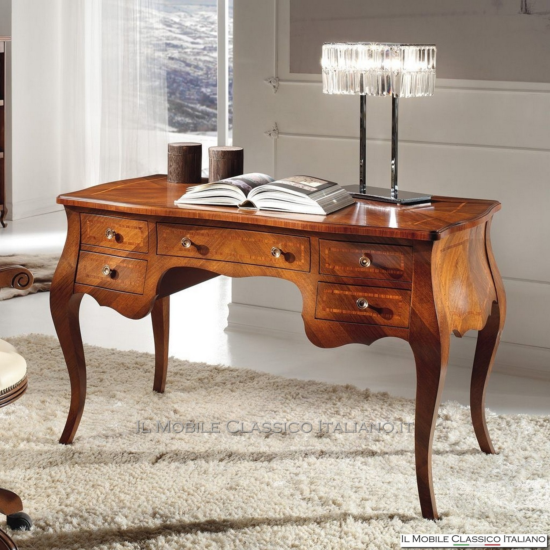 Scrivanie moderne per casa trendy scrivania victor lema - Scrivanie per casa ...