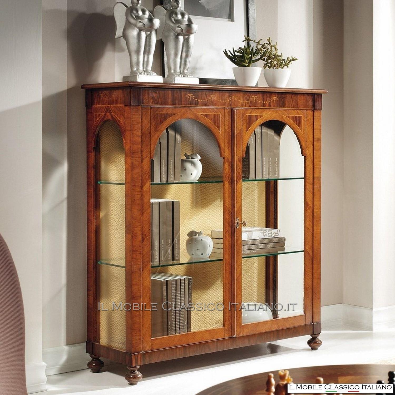 mobili vetrine classiche - vetrinette classiche - mobili classici ... - Vetrine Da Soggiorno Classiche 2