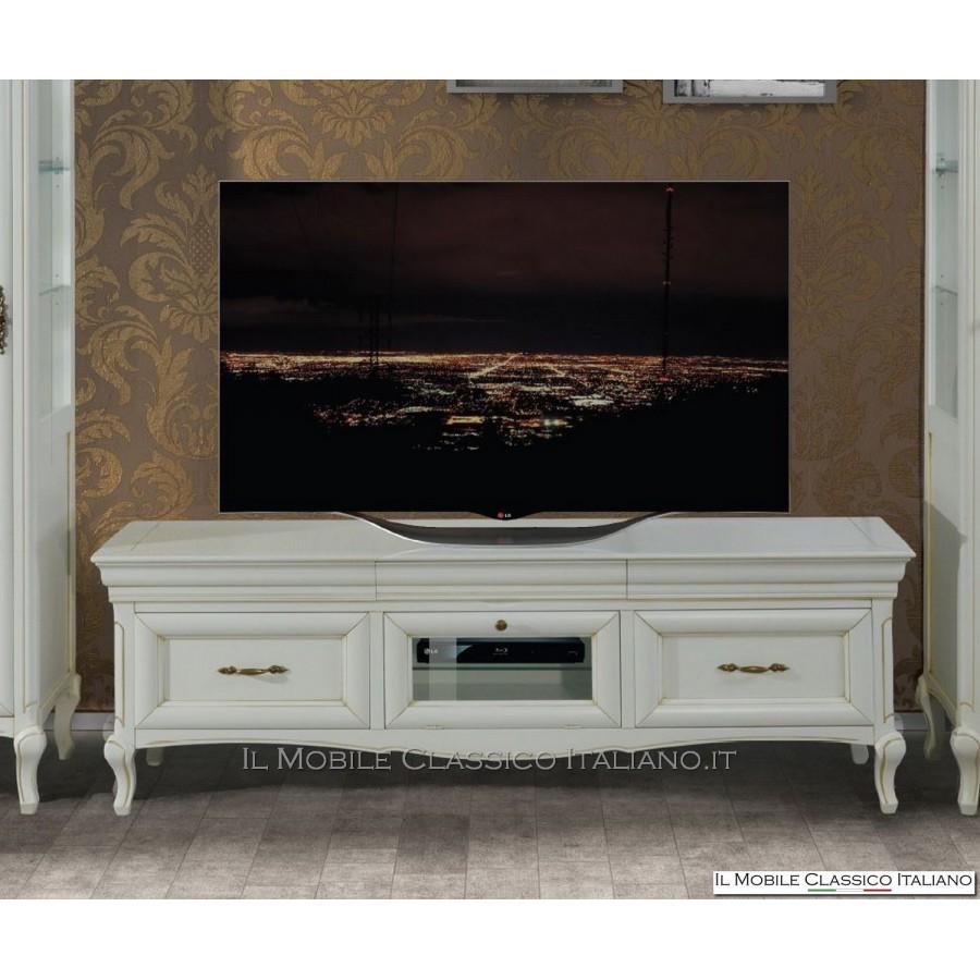 Mobile Tv Arredamento.Mobile Porta Tv Lcd Plasma In Legno