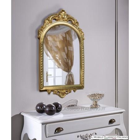 Specchio cornice da ingresso barocco 70021