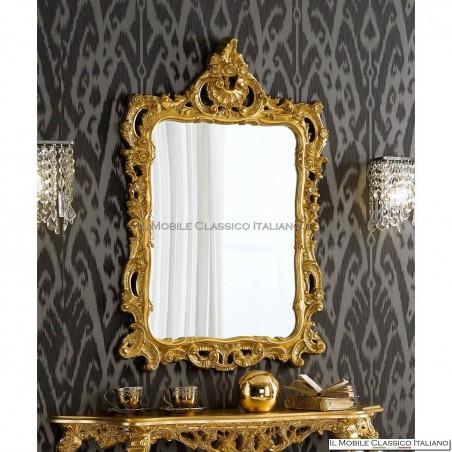 Specchio stile barocco da camera 70025